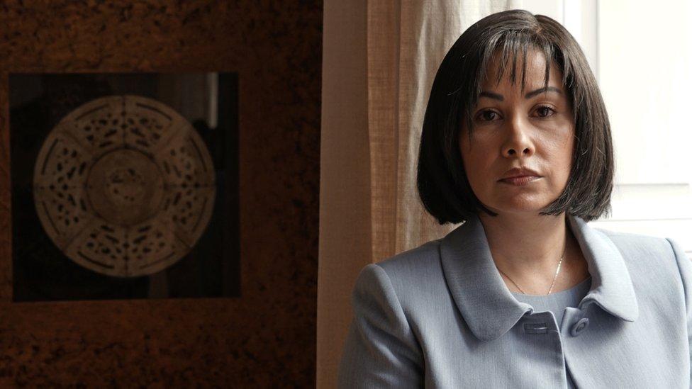 Claudia Díaz Guillén.