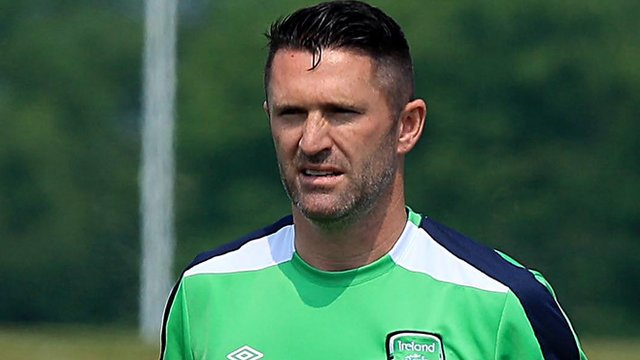 Robbie Keane is the Republic of Ireland's record goalscorer with 67 goals in 143 appearances