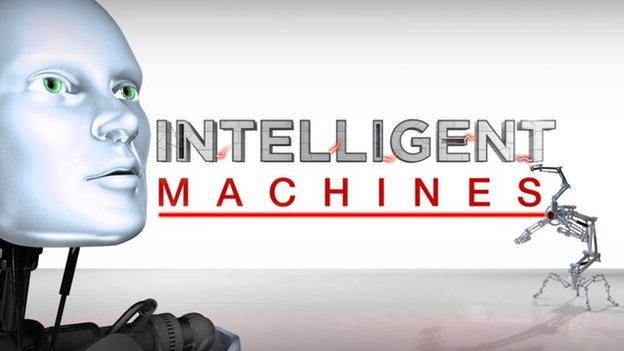Intelligent Machines graphic