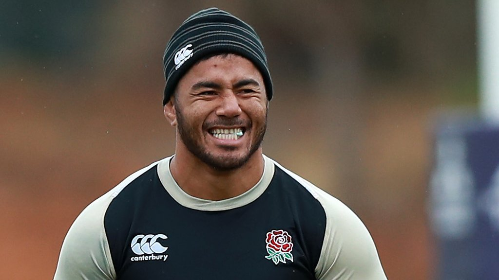 Manu Tuilagi: Leicester and England centre in deal talks amid Racing 92 rumours