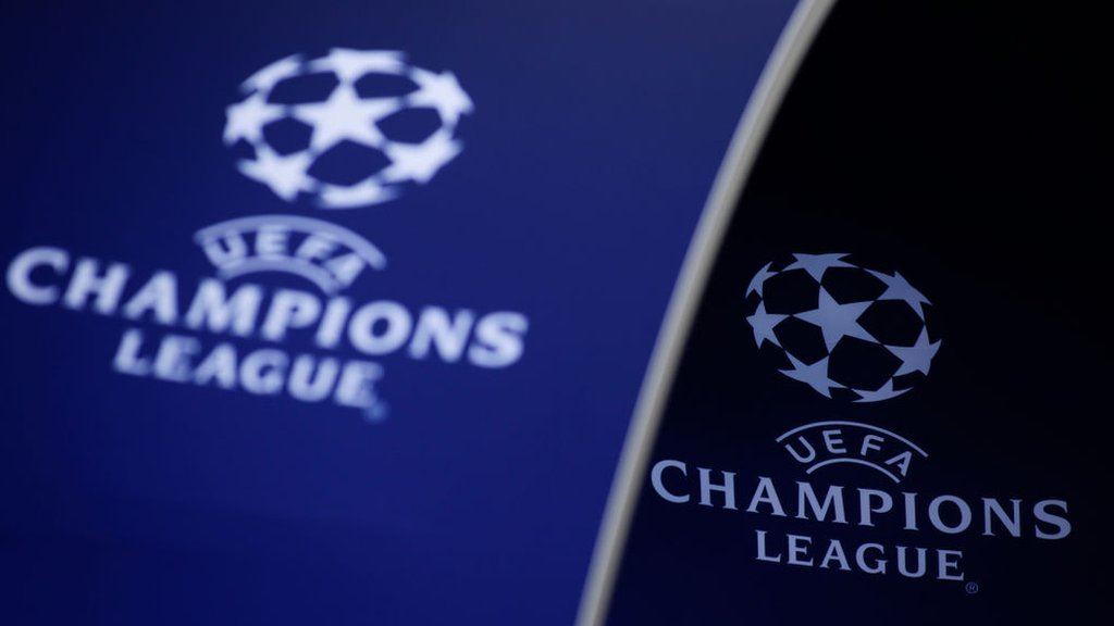 Logo de la Champions League