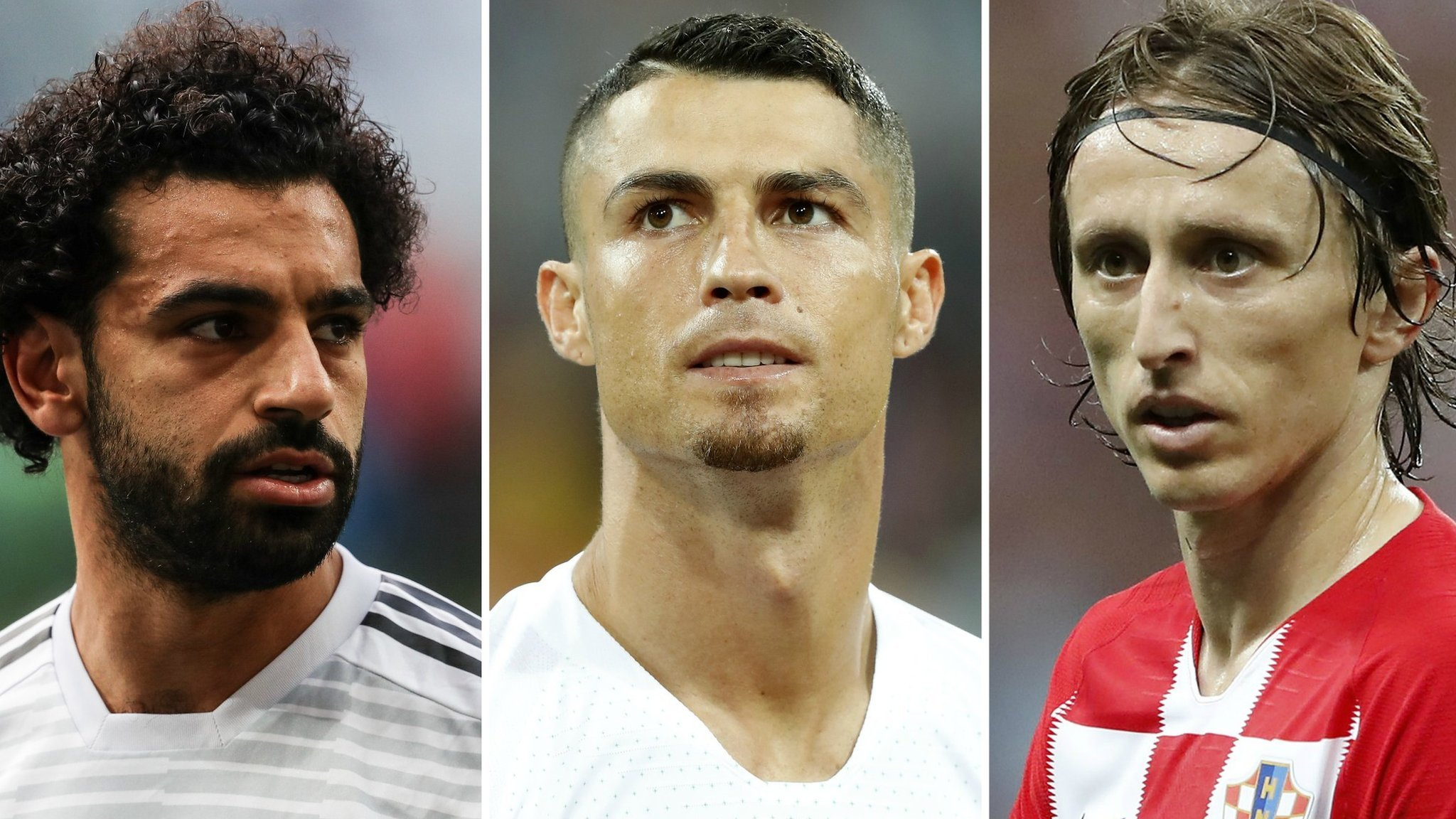 Salah, Ronaldo or Modric? Fifa to announce award winners on Monday