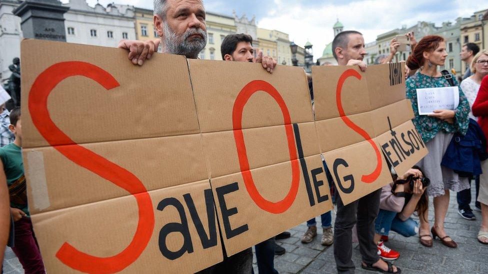 Французькі режисери закликали світ діяти для звільнення Сенцова - ЗМІ
