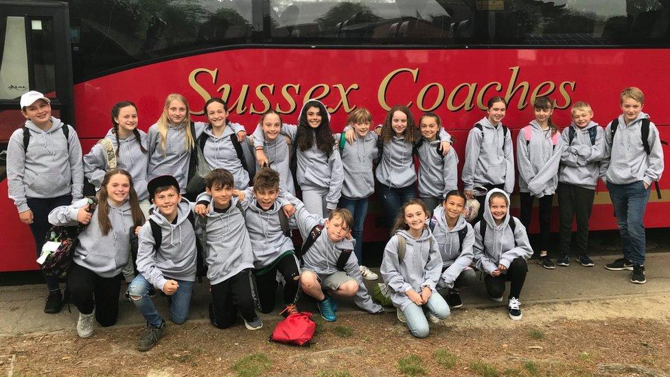 Chessington surprise: Pupils go to theme park instead of exam