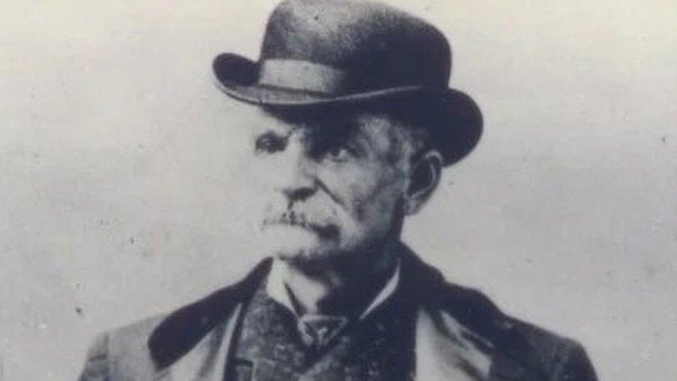 Norfolk origins of US outlaw Black Bart 'revealed'