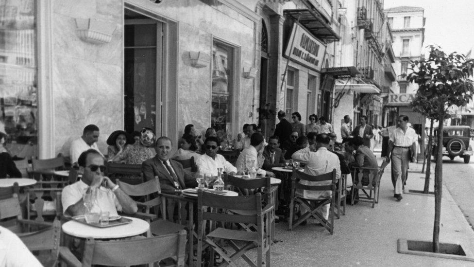 Atina 1940-ih