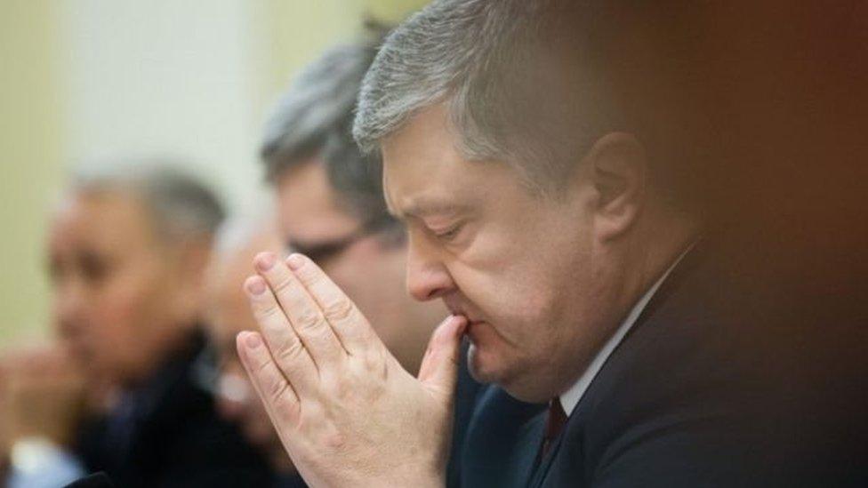 Шлях до НАТО і Крим без флоту РФ: як Порошенко хоче змінити Конституцію