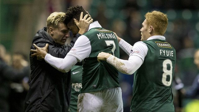 Highlights - Hibs 1-0 Queen of the South