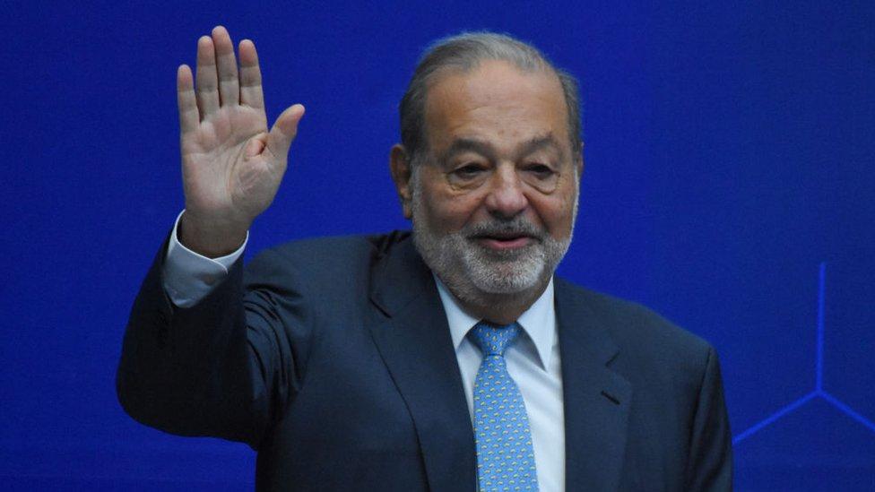 Carlos Slim, el dueño de Sears en México, está apostando por la expansión de la cadena.