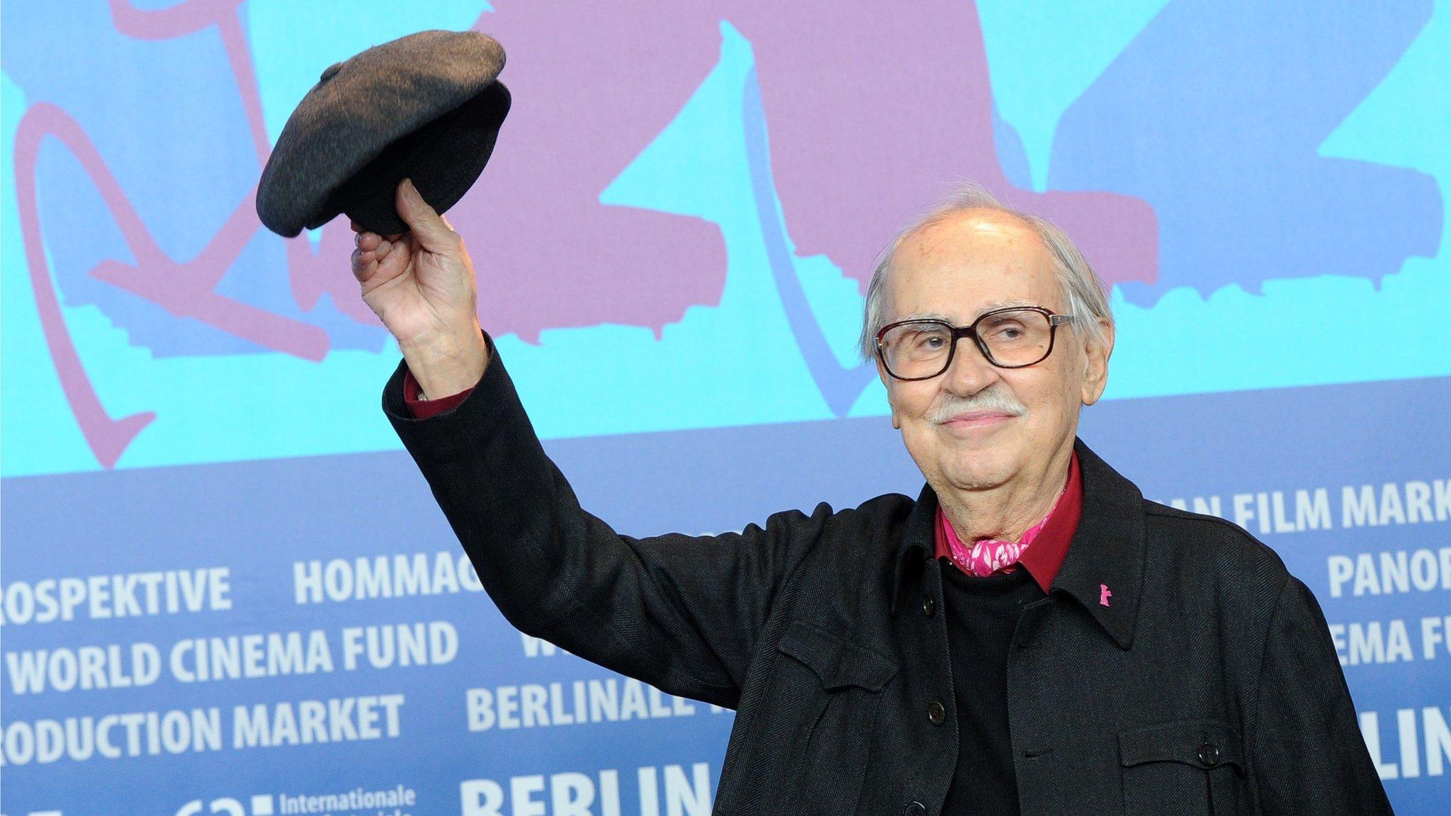 Italian film-maker Vittorio Taviani dies