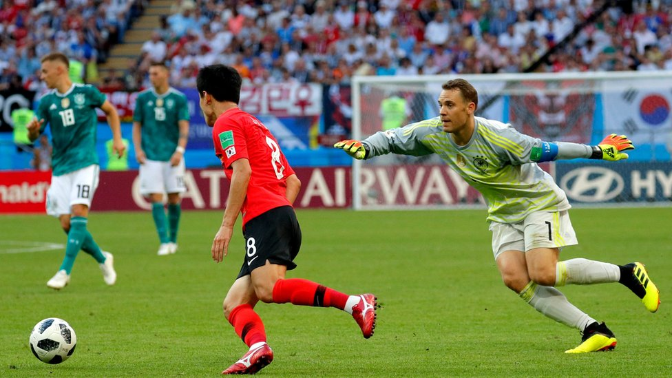 Los alemanes retornaron a casa temprano en este Mundial.