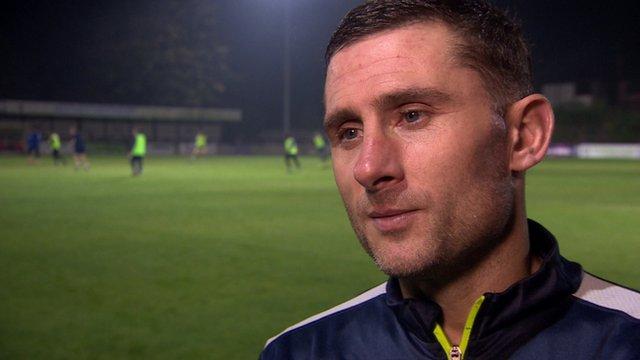 Nicky Forster