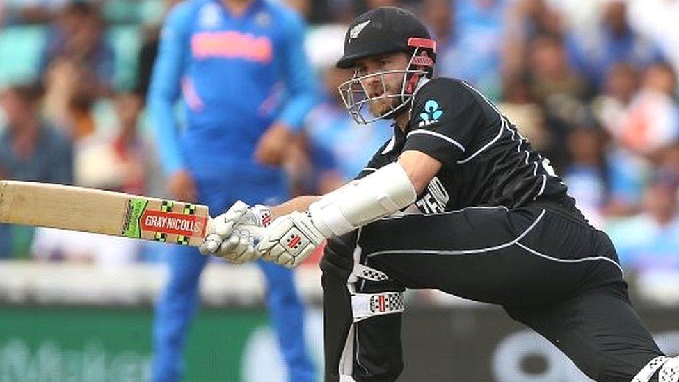 #INDvNZ न्यूज़ीलैंड ने अभ्यास मैच में भारत को 6 विकेट से हराया