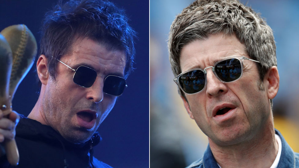 Liam Gallagher urges brother Noel to bring back Oasis
