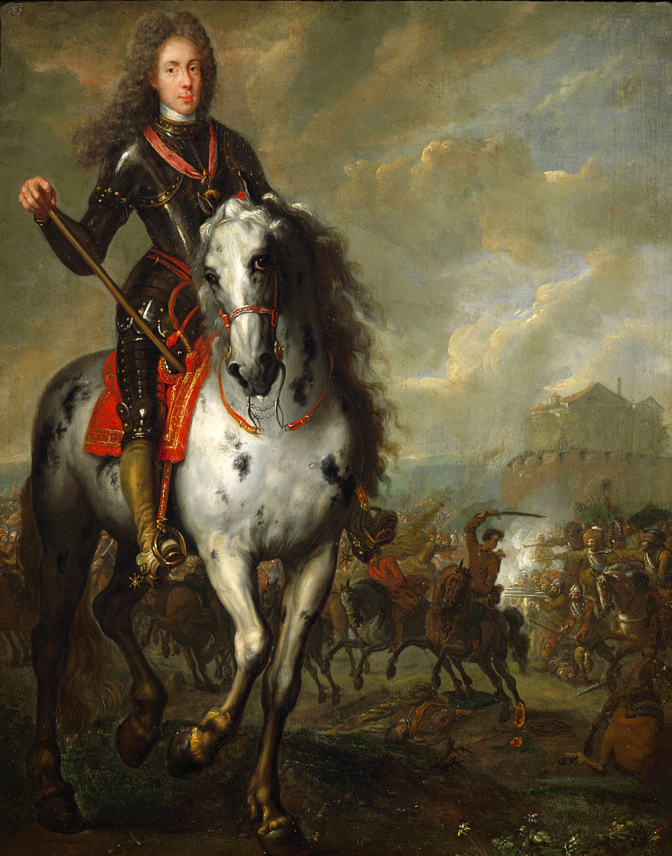 El príncipe Eugene de Savoy