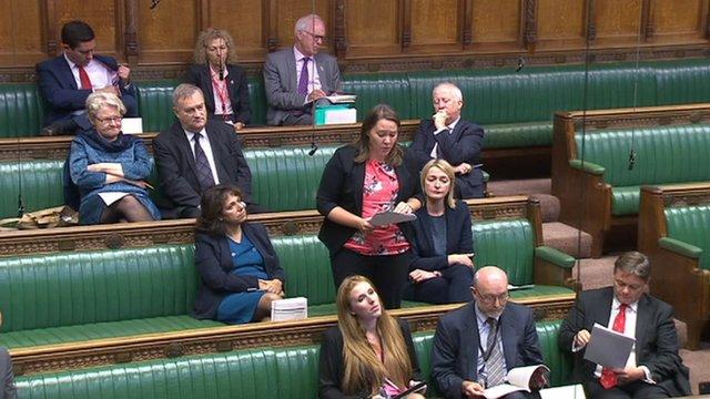 MP's debate Teesside steel crisis