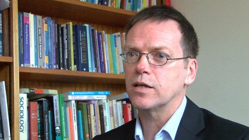 Dr Michael Coffey