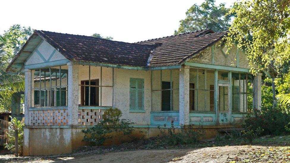No todas las casas eran iguales pero toda la vivienda era gratuita.