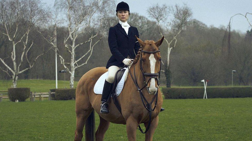 Erin Doherty en The Crown