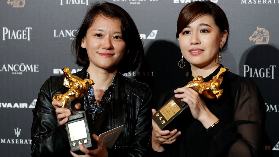 Golden Horse awards hit by controversy over Taiwan