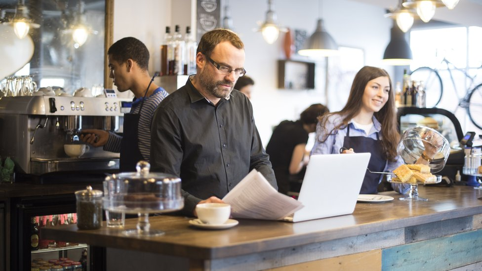 'Huge business rate rise' for small firms