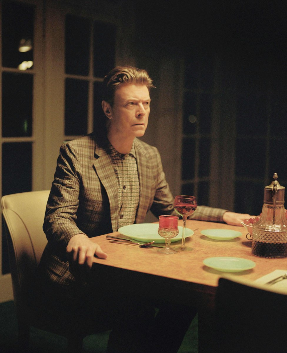 Bowie in The Next Day