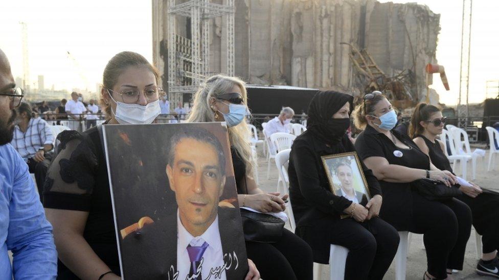 ذكرى انفجار مرفأ بيروت