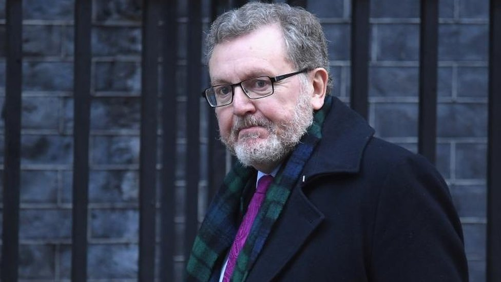 Brexit: Scottish Tory MP urges Mundell to quit over EU agreement
