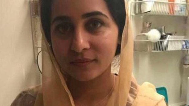 Karima Baloch was reported missing on Sunday