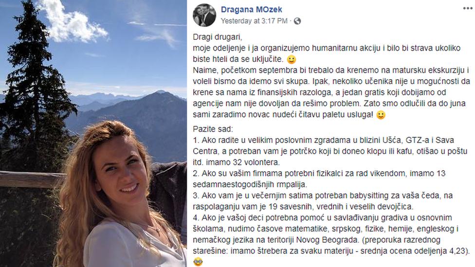 Dragana Možek