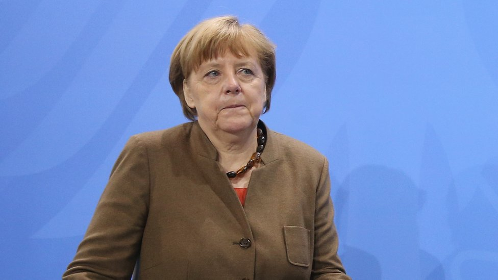 Chancellor Merkel, 14 Apr 16