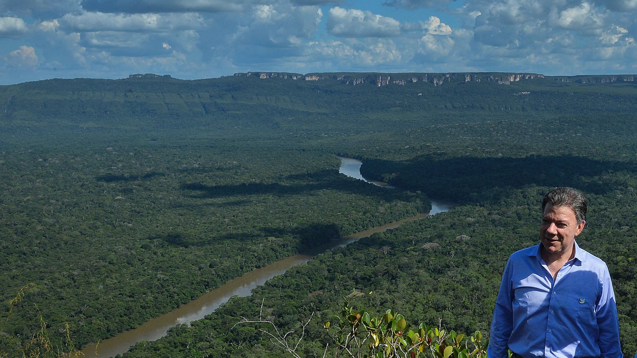 Colombia's Chiribiquete national park to be extended