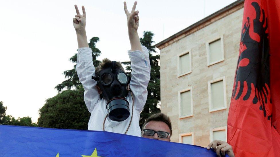 Albanija namerava da postane članica EU