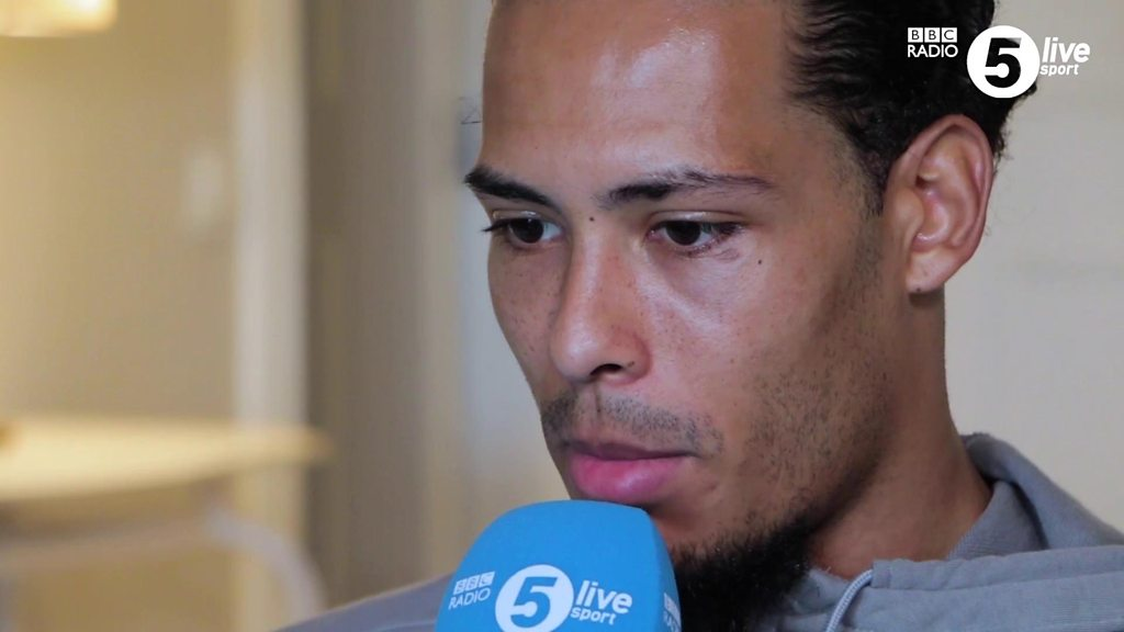 Virgil van Dijk: from dish washer to world-class defender