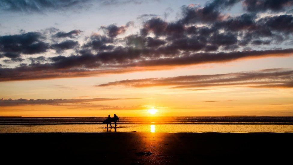 Blue Flag beaches: David Attenborough films inspire clean-ups
