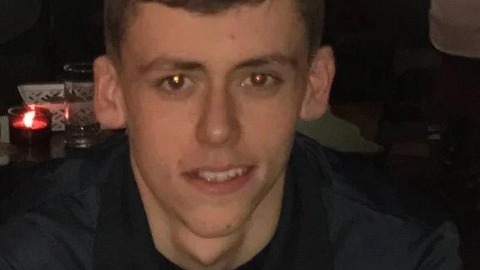 Aron Walker named as man fatally stabbed in Greenwich