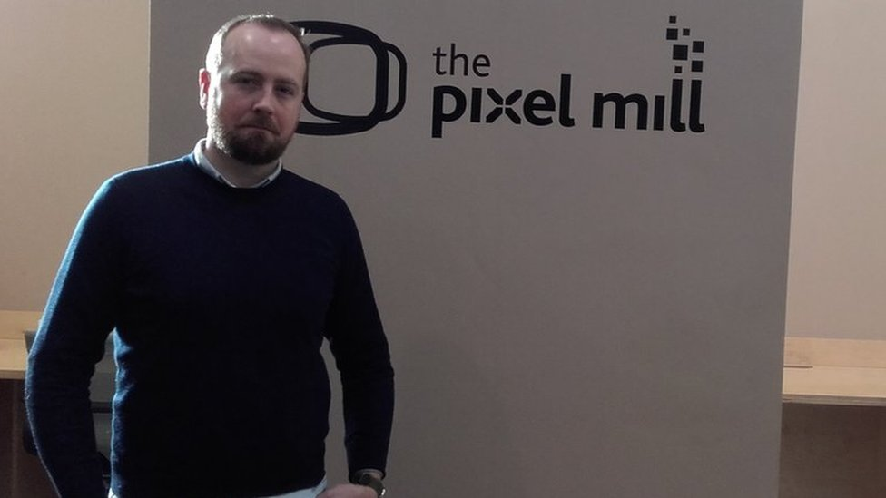 Donal Phillips of Northern Ireland Screen