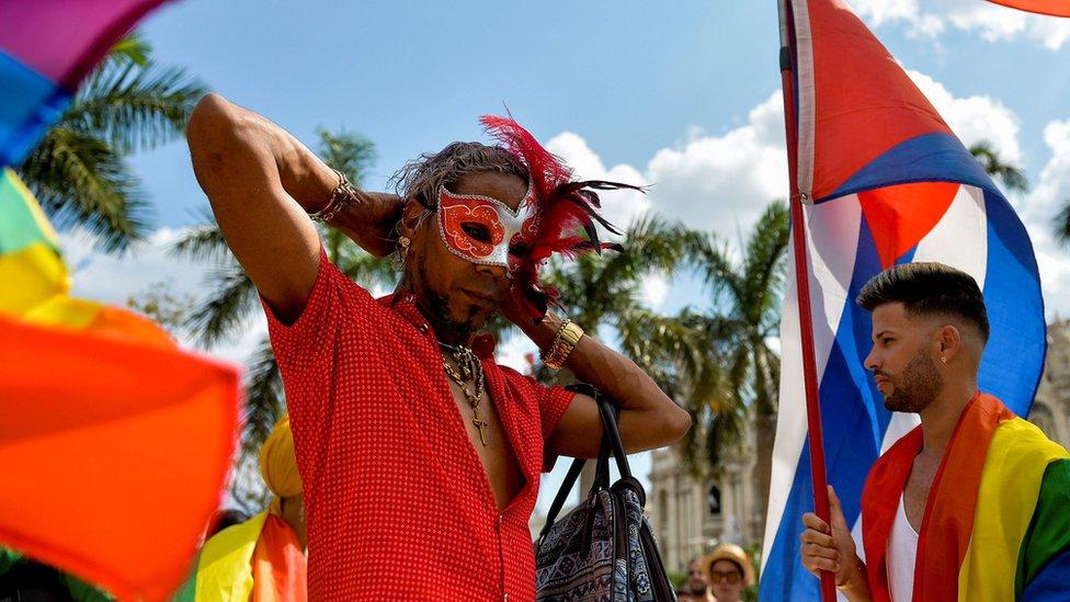 Havana, Parada ponosa, 11 Maj 2019