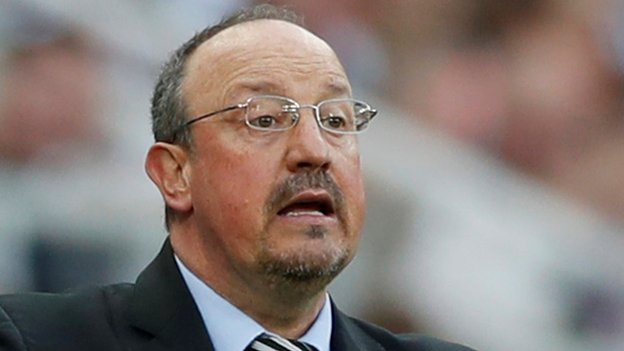 I want to compete in top 10, says Benitez after Perez hat-trick seals Newcastle win