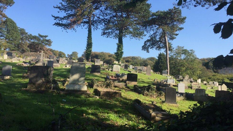 Llantwit cemetery