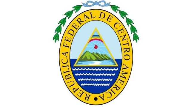 Escudo de la República Federal de Centroamérica