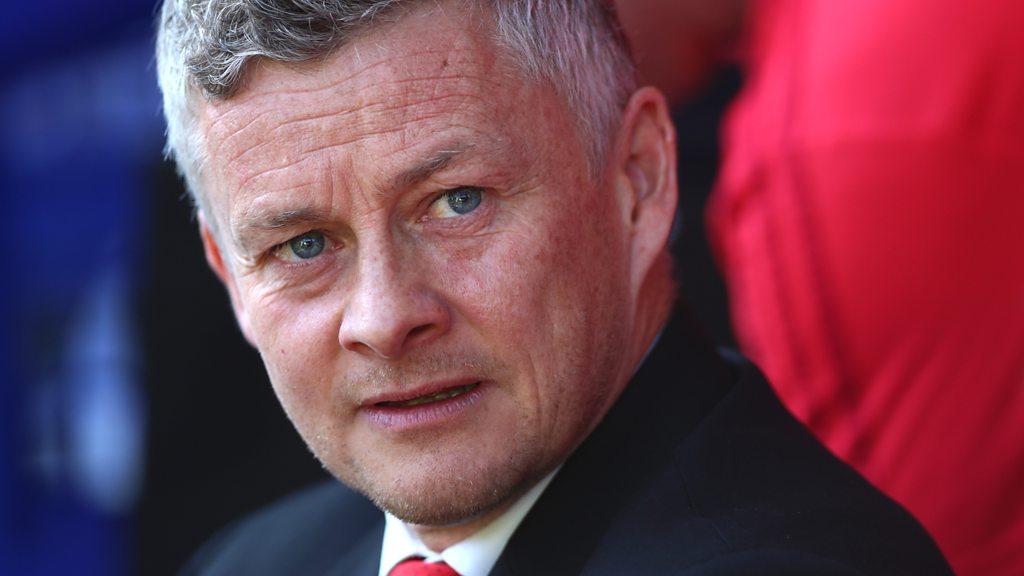 Everton 4-0 Man Utd: Ole Gunnar Solskjaer apologises to fans