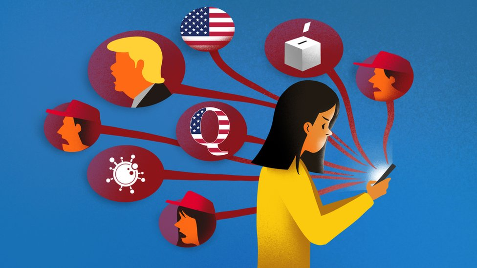 美國大選前後的華人「川粉」觀察:「我在右翼海外華人群組臥底潛伏」