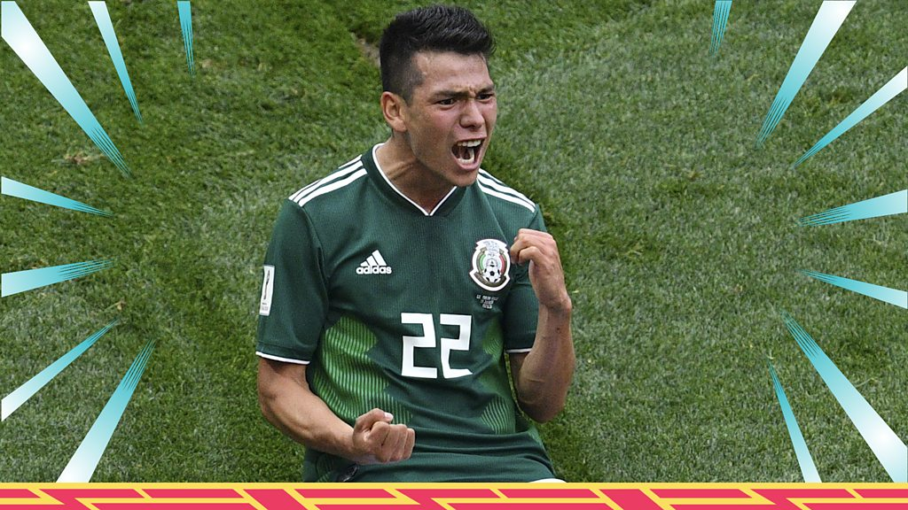 World Cup 2018: Germany 0-1 Mexico highlights