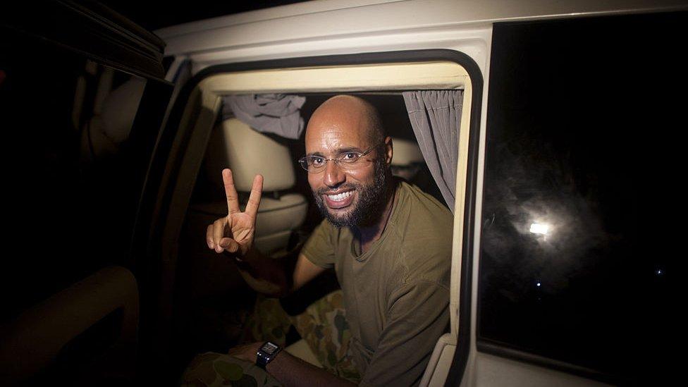 Возвращение Каддафи: сын убитого диктатора дал первое интервью за шесть лет