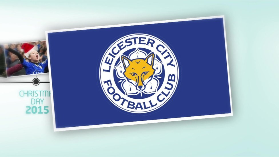Leicester timeline