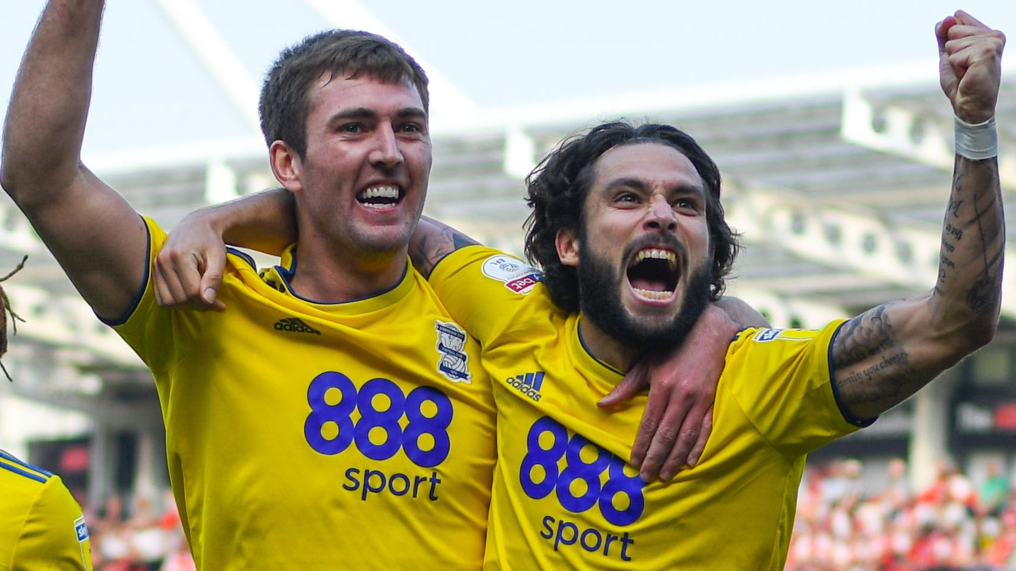 Rotherham United 1-3 Birmingham City: Blues seal Championship safety with comeback win