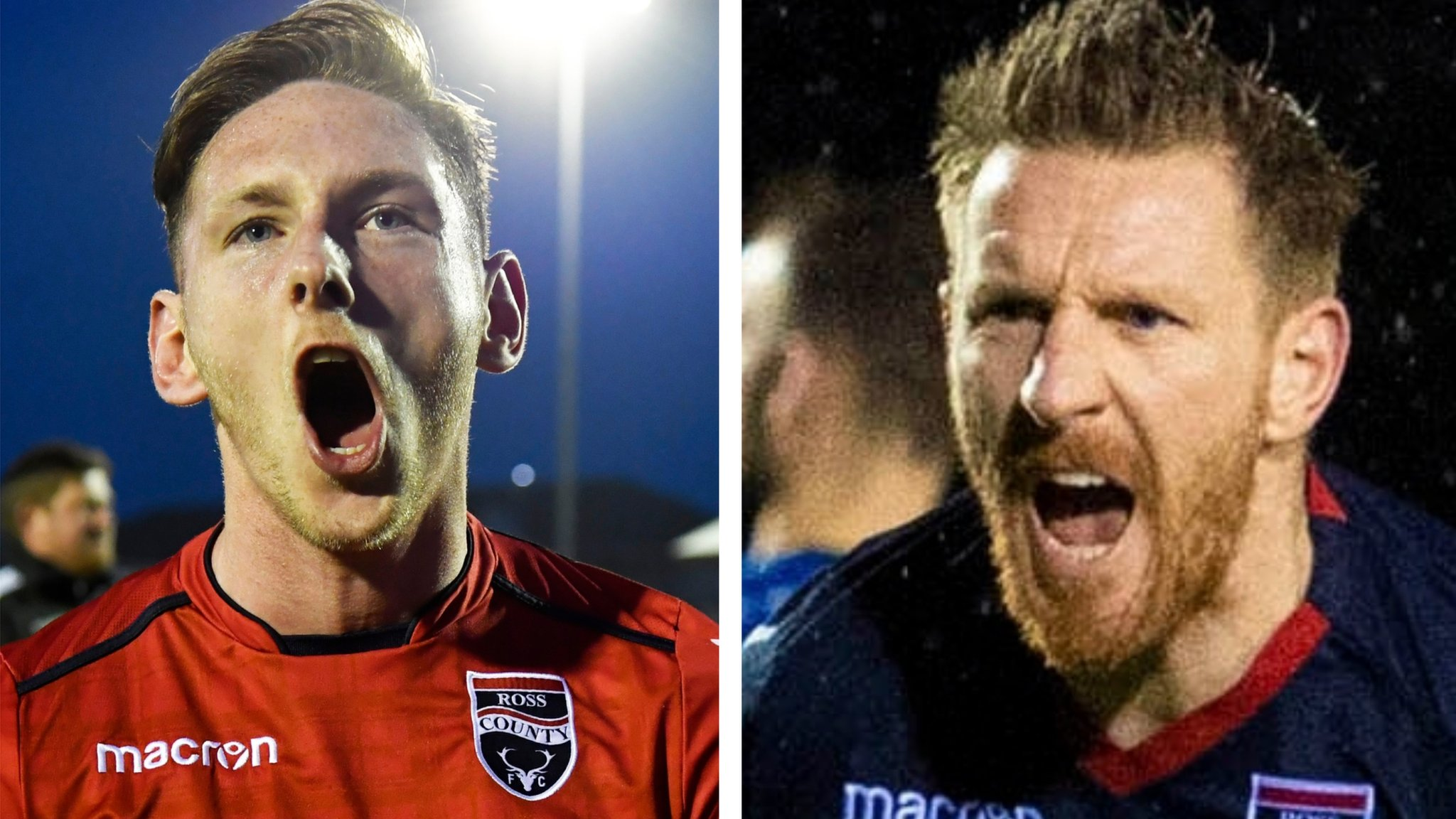 McManus & Gardyne stay on at Ross County