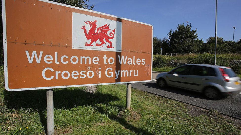 Wales bars travelers from UK COVID-19 hotspots