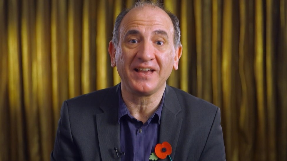 Armando Iannucci has been involved in some of the most seminal BBC comedy shows of recent decades